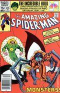 Amazing Spider-Man (1963 1st Series) Canadian Price Variant 235