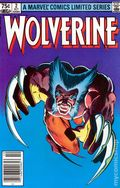 Wolverine (1982 Limited Series) Canadian Price Variant 2