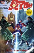 All New Atom Future/Past TPB (2007 DC) 1-1ST
