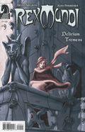 Rex Mundi (2006 2nd Series) 9