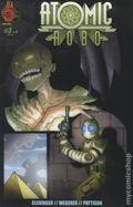 Atomic Robo (2007) 3