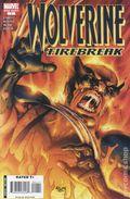 Wolverine Firebreak (2007) 1