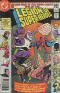 Legion of Super-Heroes (1980 2nd Series) Mark Jewelers 269MJ