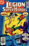 Legion of Super-Heroes (1980 2nd Series) Mark Jewelers 282MJ