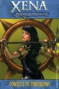 Xena Warrior Princess TPB (2007-2008 Dynamite) By John Layman and Keith Champagne 1A-1ST