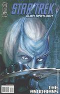 Star Trek Alien Spotlight Andorians (2007) 1B