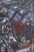 Friday the 13th Jason vs. Jason X (2006) 1E
