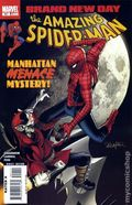 Amazing Spider-Man (1998 2nd Series) 551