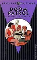 DC Archive Editions Doom Patrol HC (2002-2008 DC) 2-1ST