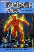 Fantastic Four Visionaries John Byrne TPB (2001-2007 Marvel) 1st Edition 8-1ST