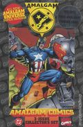 Amalgam Comics Collectors Set 0A