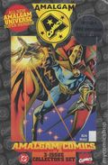 Amalgam Comics Collectors Set 0B
