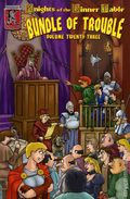 Knights of the Dinner Table Bundle of Trouble TPB (1998- Kenzer) 23-1ST