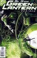 Green Lantern Rebirth (2004) 1A.DF.SIGNED