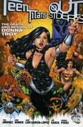 Teen Titans/Outsiders The Death and Return of Donna Troy TPB (2006 DC) 1-1ST