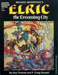 Elric The Dreaming City GN (1982 Marvel) 1-REP