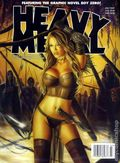 Heavy Metal Magazine (1977) Vol. 31 #3