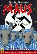 Maus A Survivor's Tale HC (1986-1992 Pantheon Books) 2-1ST