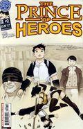 Prince of Heroes (2008 Antarctic Press) 2