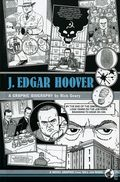 Graphic Biography J. Edgar Hoover HC (2008 HILL AND WANG) 1-1ST
