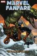 Marvel Fanfare TPB (2008 Marvel) 1-1ST