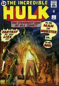 Incredible Hulk Omnibus HC (2008 Marvel) 1B-1ST