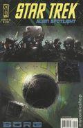 Star Trek Alien Spotlight Borg (2008) 1B