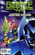 Blue Beetle (2006 DC 2nd Series) 25