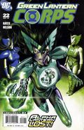 Green Lantern Corps (2006) 22