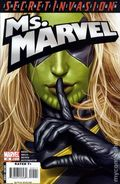 Ms. Marvel (2006 2nd Series) 25A