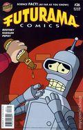 Futurama Comics (2000 Bongo) 36