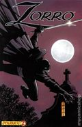 Zorro (2008 Dynamite Entertainment) 2A