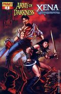 Army of Darkness Xena Why Not (2008) 1A