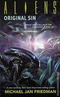Aliens Original Sin PB (2005 A Dark Horse Novel) 1-1ST