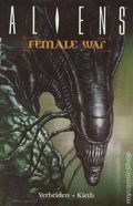 Aliens Female War TPB (1996 Dark Horse) 1-REP