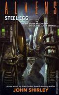 Aliens Steel Egg PB (2007 A Dark Horse Novel) 1-1ST