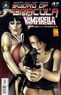 Sword of Dracula Vampirella (2008) 1B