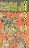 Green Jet, The (1950 Metropolitan Printing Co. Giveaway) 1