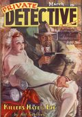 Private Detective Stories (1937-1950 Trojan Publishing) Pulp Mar 1938
