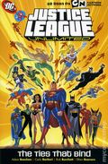Justice League Unlimited Ties That Bind TPB (2008) 1-1ST