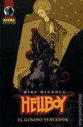 Hellboy Conqueror Worm TPB (Spanish 2004 Norma Editorial) 1-1ST