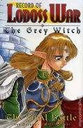 Record of Lodoss War The Grey Witch TPB (1999-2000 CPM) 3-1ST