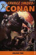 Savage Sword of Conan TPB (2008-2016 Dark Horse) 2-1ST