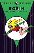 DC Archive Editions Robin HC (2005-2010 DC) 1-1ST