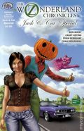 Oz Wonderland Chronicles Jack and Cat Special 1