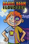 Adventures of Daniel Boom aka Loud Boy GN (2008) 1-1ST