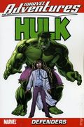 Marvel Adventures Hulk TPB (2007-2008 Digest) 2-1ST