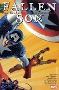 Fallen Son The Death of Captain America TPB (2008 Marvel) 1st Edition 1-1ST