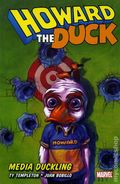 Howard the Duck Media Duckling TPB (2008 Marvel) 1-1ST
