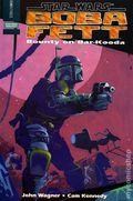 Star Wars Boba Fett Bounty On Bar-Kooda TPB (1996 UK Editon) 1-1ST